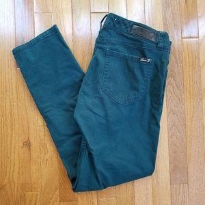 Seven Jeans Teal